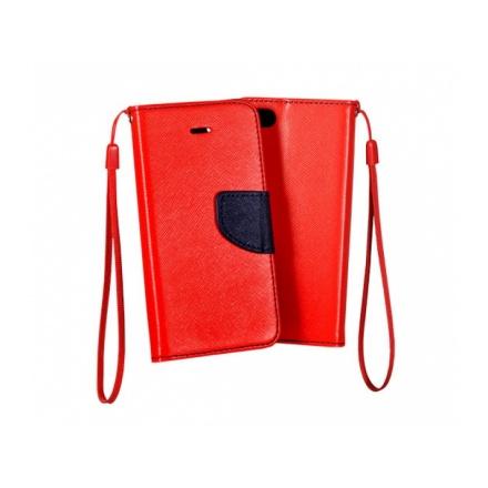 Pouzdro Telone Fancy Samsung A6 PLUS červená-modrá