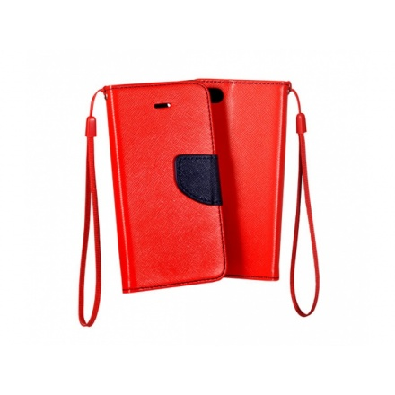 Pouzdro Telone Fancy Xiaomi Redmi Note 4 (global) červená-modrá
