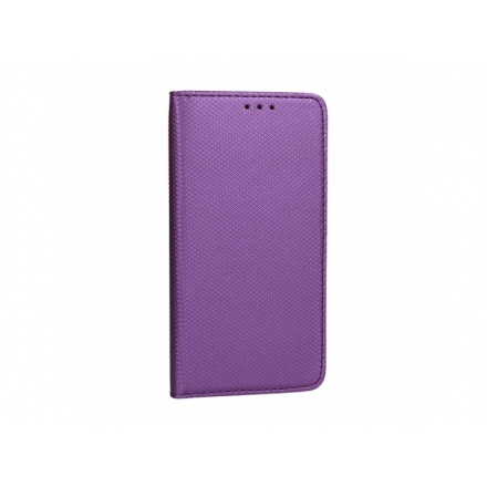 Pouzdro Telone Smart Book MAGNET Samsung Galaxy A20e fialová 579999