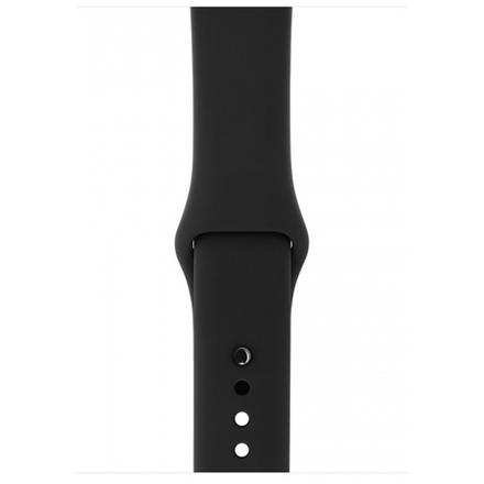Apple Watch Acc/42/Black Sport Band - M/L & L/XL, MRQX2ZM/A
