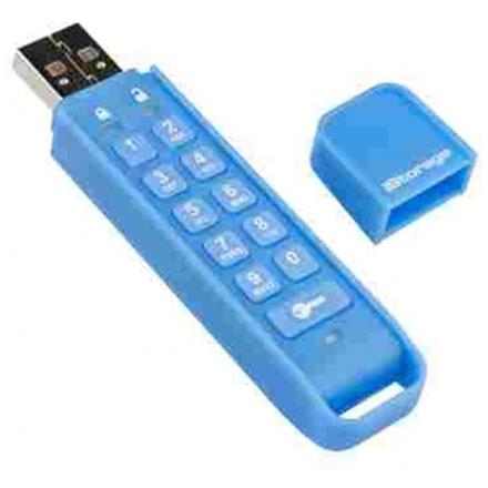 Flashdisk šifrovaný datAshur Personal 256-bit 16GB, IS-FL-DAP-DB-16