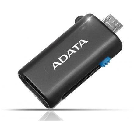 ADATA OTG USB 2.0 čtečka karet, AOTGMRBK