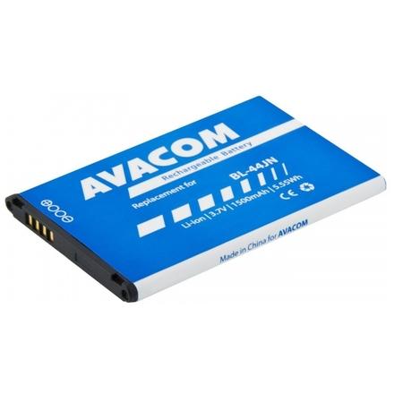 Baterie AVACOM GSLG-P970-S1500A do mobilu LG Optimus Black P970 Li-Ion 3,7V 1500mAh, GSLG-P970-S1500A