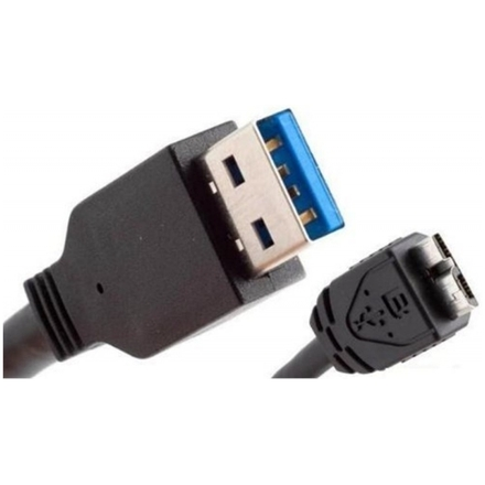 BELKIN USB 3.0 kabel A-MicroB, 1.8 m, F3U166bt1.8M