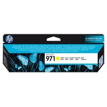HP 971 žlutá inkoustová kazeta, CN624AE, CN624AE