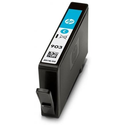 HP 903 - azurová inkoustová kazeta, T6L87AE, T6L87AE - originální