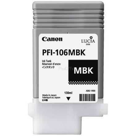 CANON INK PFI-106 MATTE BLACK, CF6620B001