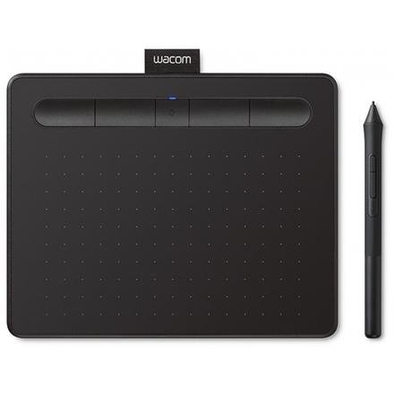 Wacom Intuos S Bluetooth Black, CTL-4100WLK-N