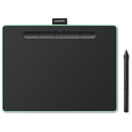 Wacom Intuos M Bluetooth Pistachio, CTL-6100WLE-N
