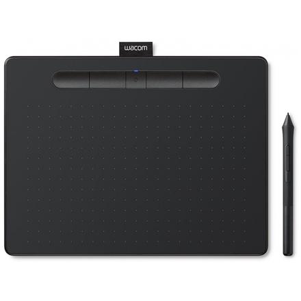 Wacom Intuos M Bluetooth Black, CTL-6100WLK-N