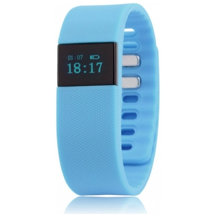 Fitness náramek U3 FIT modrý, 8588006167559