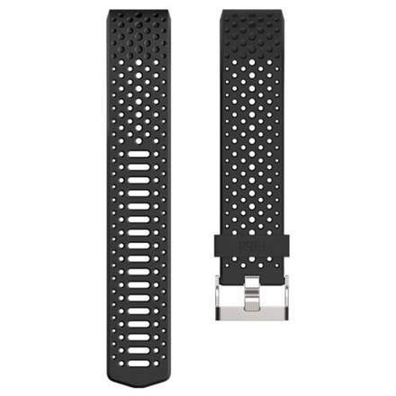 Fitbit Charge 2 Sport Band Black - Large, FB160SBBKL