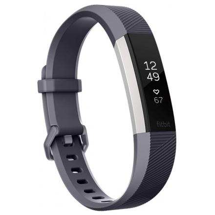 Fitbit Alta HR Blue Gray - Small, FB408SGYS-EU