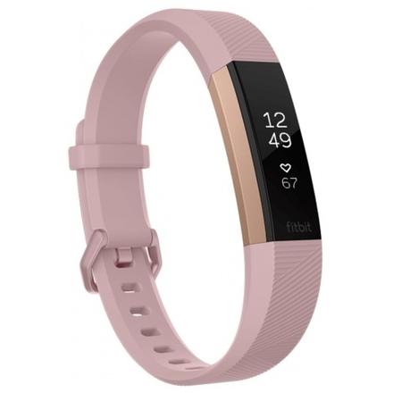 Fitbit Alta HR Pink Rose Gold - Small, FB408RGPKS-EU