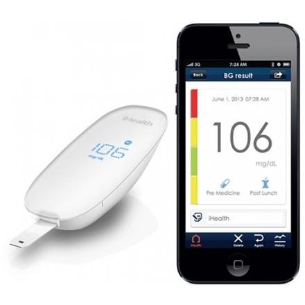 iHealth BG5 Bluetooth Smart glukometr, IH-BG5-KIT