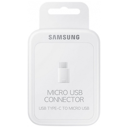 Samsung USB Type C na Micro USB 3ks White, EE-GN930KWEGWW