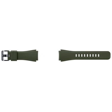 Samsung výměnný pásek silikon 22mm, Khaki, ET-YSU76MGEGWW