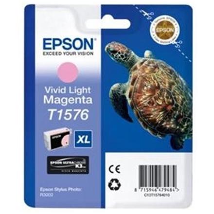 EPSON T1576 Vivid light magenta Cartridge R3000, C13T15764010