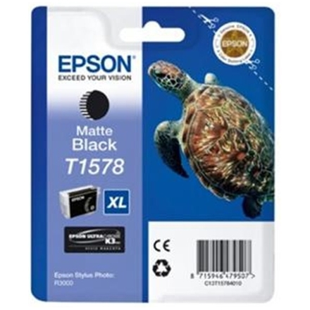 EPSON T1578  Matte black Cartridge R3000, C13T15784010