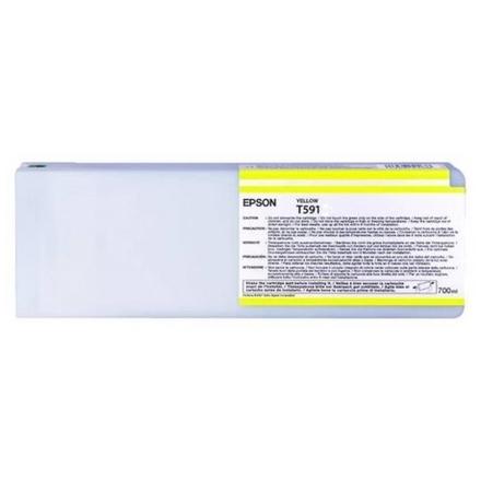 Epson T591 Yellow, C13T591400