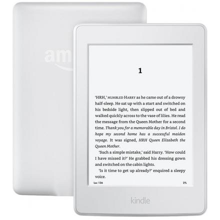 Amazon Kindle Paperwhite 3 2015, bez reklam, bílá, V7002175823
