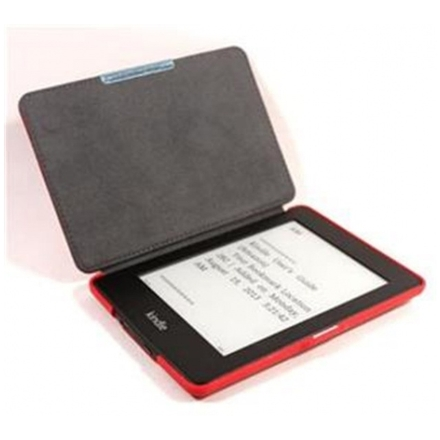 C-TECH pouzdro Kindle Paperwhite 3 hardcover,červe, AKC-05R