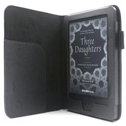 C-TECH pouzdro AKC-11 pro Kindle 8 Touch wake/sleep, černé, AKC-11BK