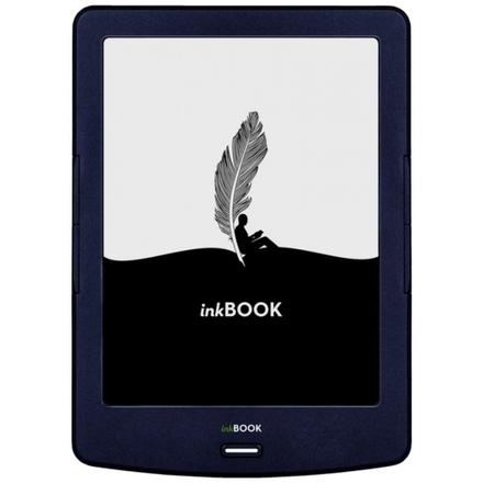 """Čtečka InkBOOK Lumos - 6"""", 4GB, 800x600, Wi-Fi, Black, INKBOOKD61FL"""