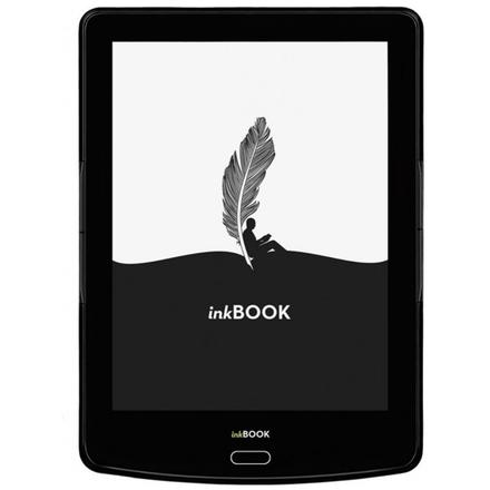 """Čtečka InkBOOK Prime HD - 6"""", 8GB, 1448x1072, Wi-Fi, BT, Black, INKBOOKD62HD"""