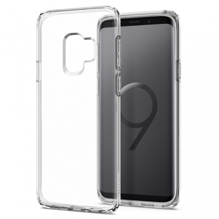 Pouzdro Azzaro T TPU 1,2mm slim case Huawei P9 Lite (2017) transparent