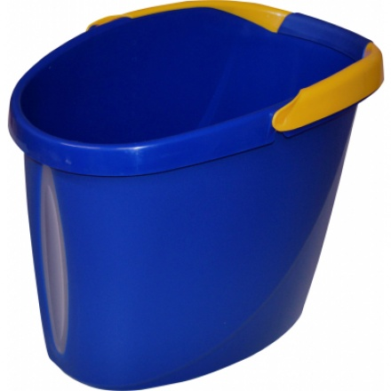 Spokar kbelík plastový oválný, objem 12 l