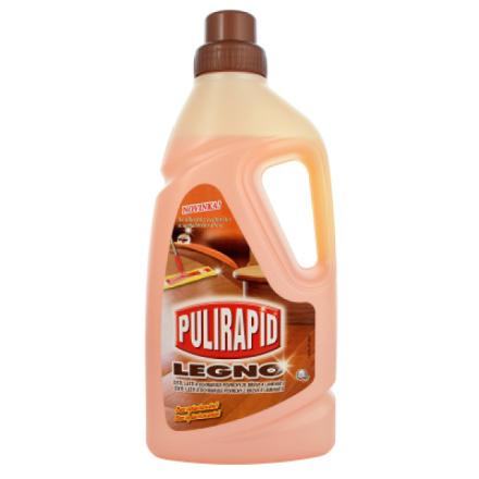 Madel Pulirapid Legno čistič na dřevěné plochy, 1 l