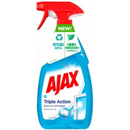 Ajax Optimal 7 Multi Action čistič skla rozprašovač, 500 ml