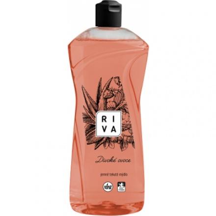 Riva Divoké ovoce tekuté mýdlo, náplň, 1 kg