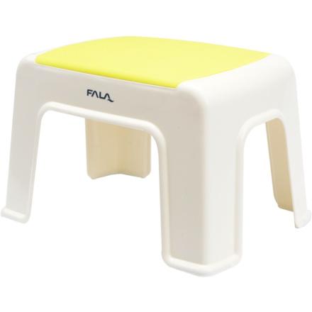 Plastová stolička 30x20x21cm zelená FALA, TO-75915