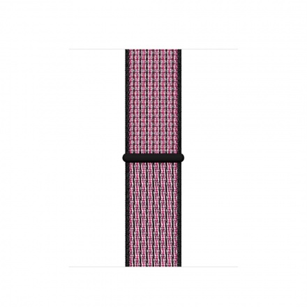 Apple Watch Acc/40/Pink Blast/True Berry Nike Sport Loop, MWTW2ZM/A
