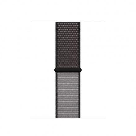 Apple Watch Acc/44/Anchor Gray Sport Loop - Regular, MWTY2ZM/A