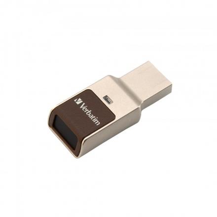 Verbatim šifrovaný USB flash disk, 64GB, na otisk, 49338