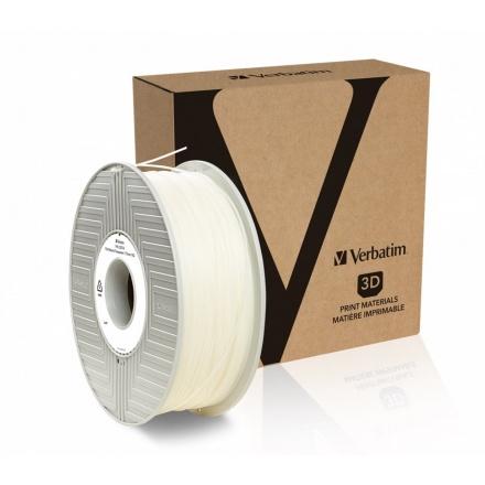 Verbatim PLA struna 1,75 mm, 1kg, transparentní, 55274