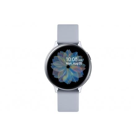 SAMSUNG Galaxy Watch Active 2  R830 Aluminium 40mm Silver, SM-R830NZSAXEZ