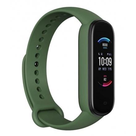 Amazfit Band 5 Green, 6972596101604