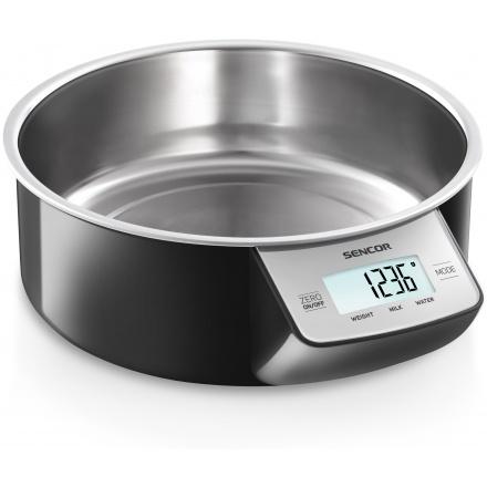 SKS 4030BK kuchyňská váha SENCOR