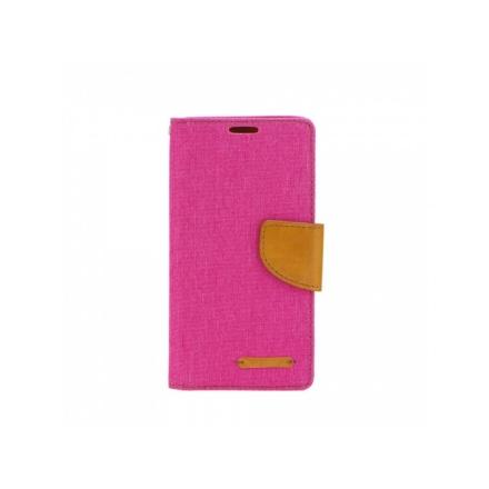 POUZDRO Tel1 FANCY Samsung Galaxy A310 (2016) A3 růžová-hnědá