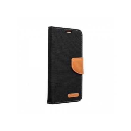POUZDRO Tel1 FANCY Huawei P Smart černá-hnědá 480HM