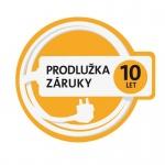 Prodloužená záruka 10 let, (po registraci na www.eta.cz/prodluzka)