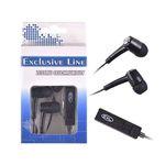 SCcom Handsfree Exclusive Line SAMSUNG i9100/i9300, stereo, černá 13688