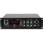 Kompaktní rozhlasová ústředna PAA80BT