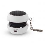 Mini reproduktor POCKET SETTY white/bílá