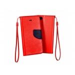 Pouzdro Telone Fancy Nokia 6 (2018) červená-modrá