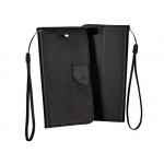 Pouzdro Telone Fancy Xiaomi Redmi Note 7 černá 4522897